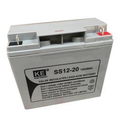 KE蓄电池SS12-100 12V100AH/20HR参数规格