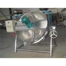 50L可傾式夾層鍋報價  鹵煮夾層鍋出售