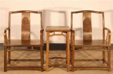 雞翅木扶手椅近期收購價格是多少
