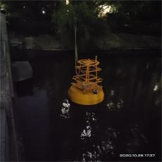 湖泊電導率監測浮標飲用水源地在線監測系統