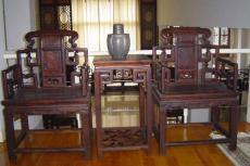 浦東新區專業修理舊家具木雕保養茶幾茶