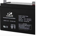 盖贝斯蓄电池12v38AH最新报价
