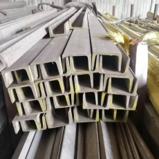 隴南市不銹鋼槽鋼 熱軋304不銹鋼槽鋼價格
