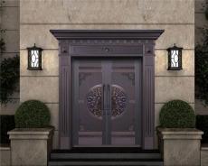 西安仿銅門價格 復合銅門批發市場