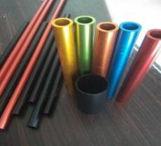 深圳陽極氧化鋁管噴砂鋁板合金鋁棒廠家直銷