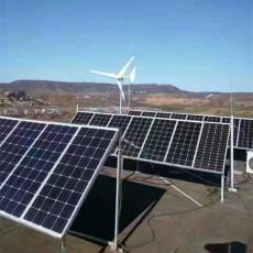 农用风光互补发电系统山西1KW发电机组