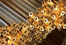 深圳直銷精密黃銅管 h62銅合金無縫管空心管