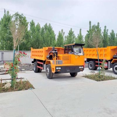 文山UQ-12吨的矿山自卸车