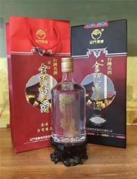 2012年金門高粱酒臺商精選精選窖藏8年老酒