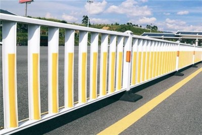 福建市政交通护栏中央道路隔离栏小区