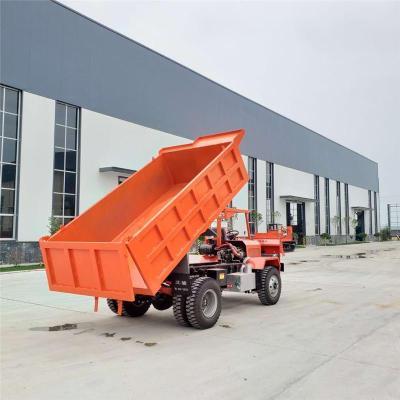 阜新UQ-12吨的地下自卸车