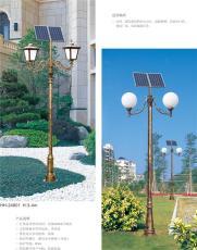 樂山太陽能庭院燈供應 別墅庭院燈安裝批發