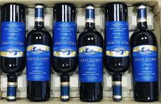 路易黛薇蓝樽红葡萄酒