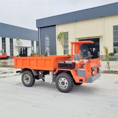 抚州UQ-5吨的矿用自卸车