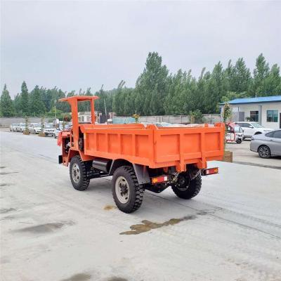 甘孜UQ-5吨的矿用运输车