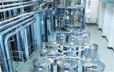 塑料行业集中供料系统-维杰自动化