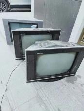 河北保定库存液晶电视机  酒店报废电视机