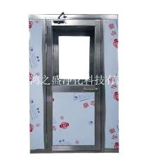 苏州不锈钢单人风淋室价格   南京净化板风