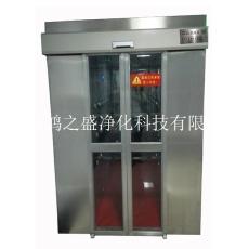 上海双人双吹风淋室价格  江苏不锈钢风淋室