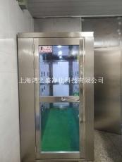 上海苏州红外线自动感应门风淋室风淋房厂家