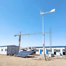 10KW小型风力发电机组工厂养殖场离网供电