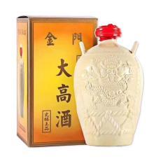 臺灣大大高粱酒宮廷酒廠750毫升58度