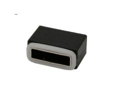 防水micro usb母座 AB型 IPX6 防水邁克插座