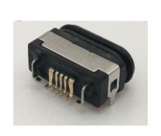 防水micro usb母座 IPX7 防水邁克連接器