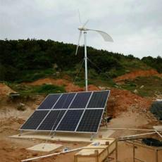野外风光互补发电系统监测设备供电全天供电