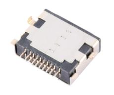 USB 10PIN蘋果沉板0.8蘋果母座iphone母座