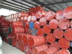 辽宁大铁桶油桶高价回收