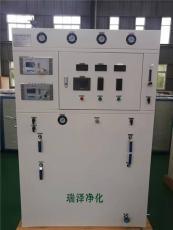 气站充装高纯全自动氩气纯化装置