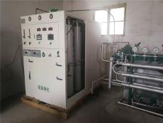 氣站充裝一小時充裝12瓶高純氮氣純化裝置