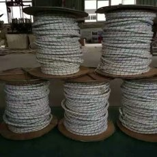 電力施工放線繩 逃生救援繩 高強絲牽引繩