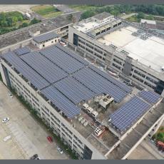 厂家直销晶天太阳能板330W瓦家庭屋顶光伏板