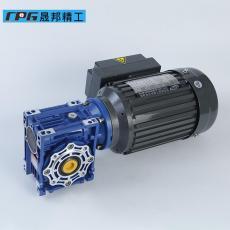 带电机双蜗轮蜗杆减速机蜗轮减速机