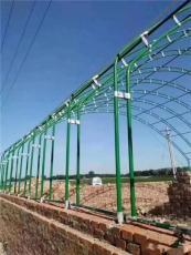 枣庄包塑种植椭圆管大棚加工厂