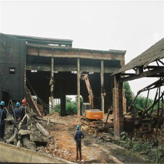 鹿城整廠拆除工廠回收 安全高效