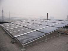 上海太阳能洗浴热水系统 生活热水供应