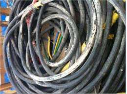 寶雞舊電纜多少錢一米