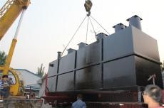 南安加工海產品一體化污水處理設備廠家定制