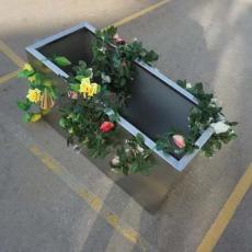 园艺不锈钢花钵花盆花器