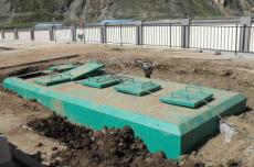 安溪MBR大型成套地埋式一體化污水處理設備