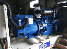 深圳二手發電機組回收公司