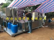九江全自動隔油提升一體化設備