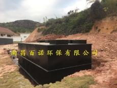南昌小區一體化地埋式污水處理設備