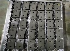 濟寧公司零部件刀片熱噴涂強化