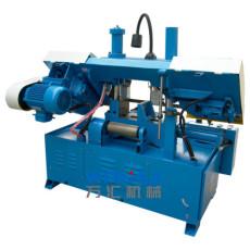 供应万汇机械GT4220A金属带锯床双立柱液压