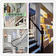 金域滨江张家界中达装饰复式楼储物柜推荐图