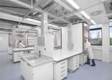 食品理化检测实验室装修设计方案